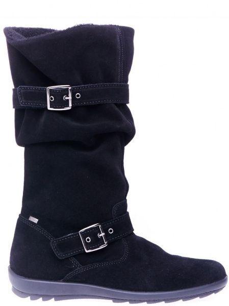 Купить Сапоги для детей Lurchi чоботи дит.дів. Robin ZT139, Черный