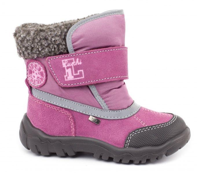 Ботинки детские Lurchi черевики дит.дів. Fido ZT156 фото, купить, 2017