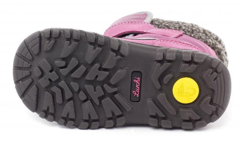 Ботинки детские Lurchi черевики дит.дів. Fido ZT156 цена обуви, 2017