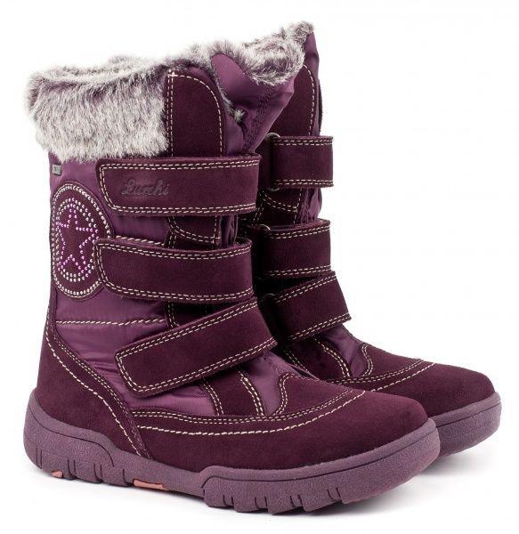 Ботинки для детей Lurchi черевики дит.дів. Sue-II ZT166 примерка, 2017