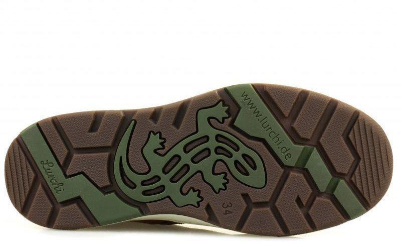 Ботинки для детей Lurchi ZT198 размерная сетка обуви, 2017