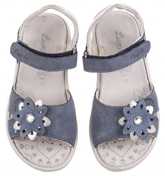 Босоножки детские Lurchi ZT232 размерная сетка обуви, 2017