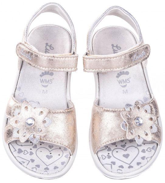 Босоножки детские Lurchi ZT234 размерная сетка обуви, 2017