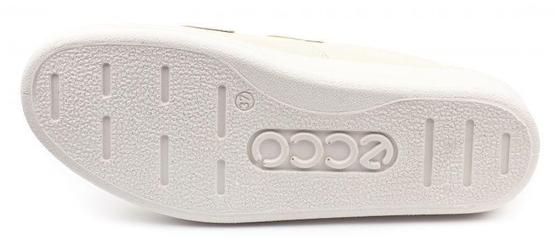Напівчеревики ECCO модель ZW3588 — фото 4 - INTERTOP