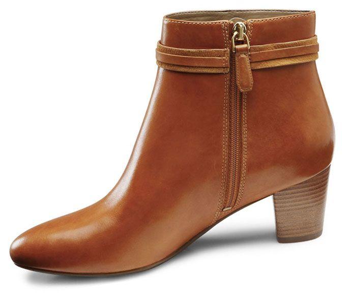 Ботинки женские ECCO ZW4550 купить онлайн, 2017