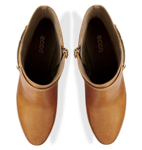 Ботинки женские ECCO ZW4550 брендовые, 2017