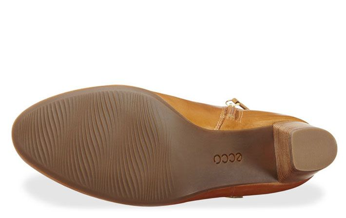 Ботинки женские ECCO ZW4550 примерка, 2017
