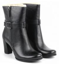 Черевики  жіночі ECCO 351173(01001) модне взуття, 2017
