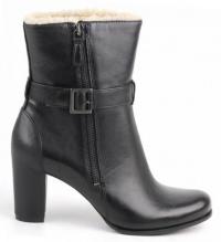 Черевики  жіночі ECCO 351173(01001) розміри взуття, 2017
