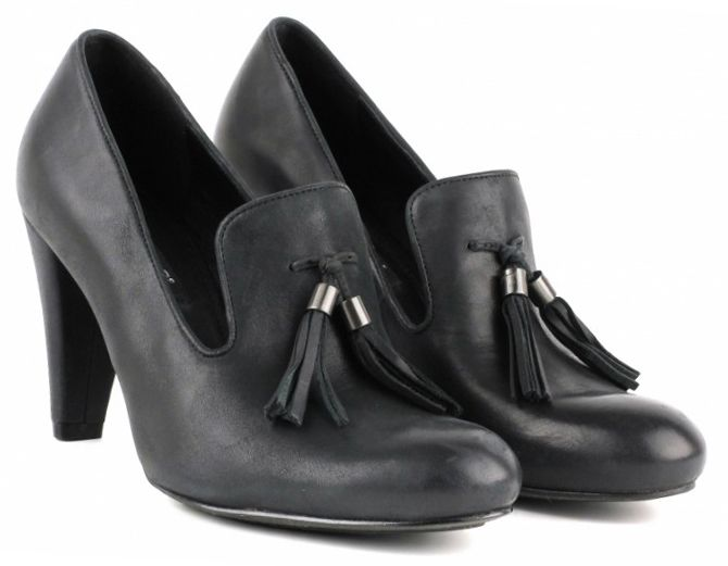 Туфли женские ECCO ZW4563 , 2017