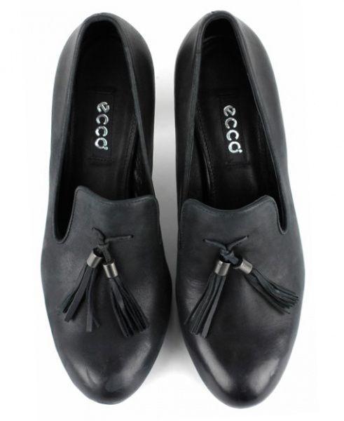 Туфли женские ECCO ZW4563 примерка, 2017