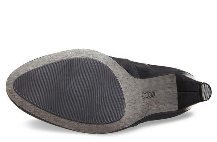 Ботинки женские ECCO ZW4565 брендовые, 2017