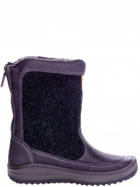 жіночі черевики ecco trace 834013(55888) шкіряні/текстильні