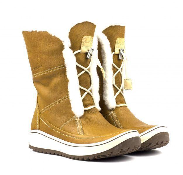 жіночі черевики ecco trace 834033(01112) шкіряні