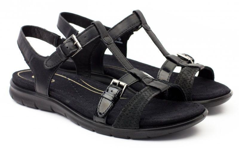 жіночі сандалі ecco babett sandal 214003(51052) шкіряні