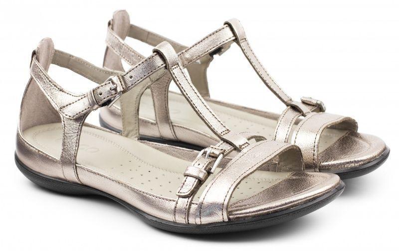 жіночі сандалі ecco flash ZW4950 шкіряні