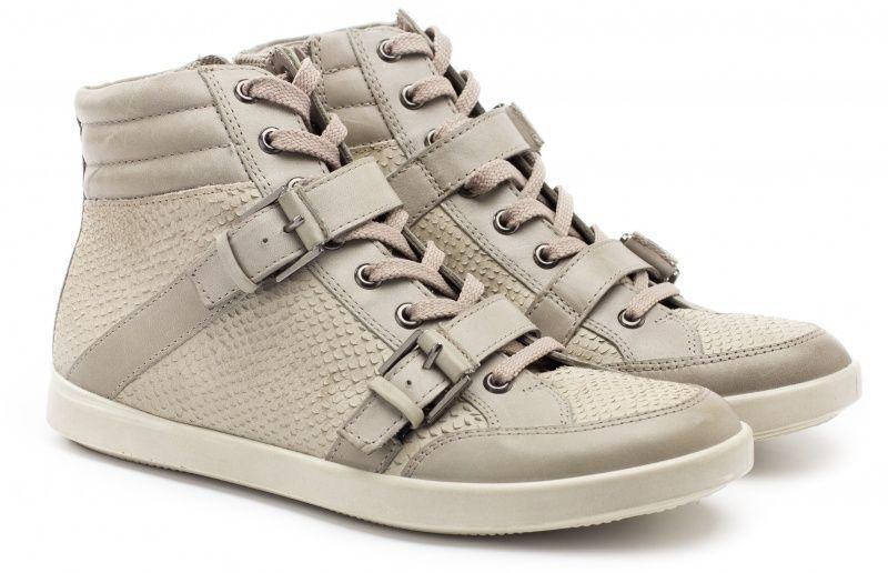жіночі черевики ecco aimee ZW4954 шкіряні