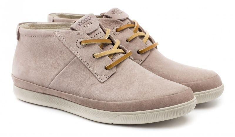 жіночі черевики ecco damara 245143(02702) шкіряні