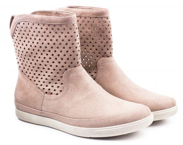 жіночі черевики ecco damara ZW4958 шкіряні