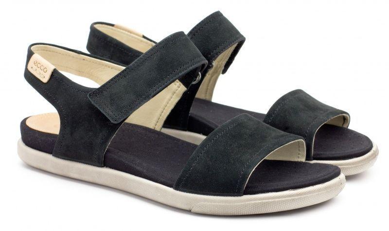 жіночі сандалі ecco damara sandal 248123(02001) шкіряні