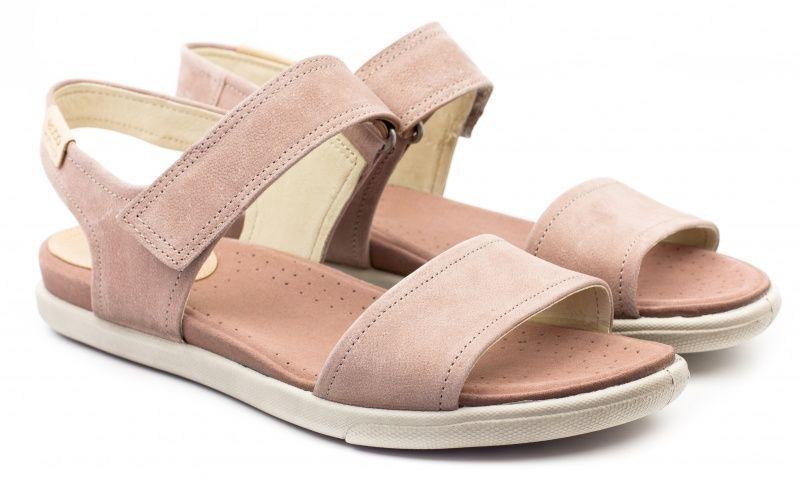 жіночі сандалі ecco damara sandal 248123(02702) шкіряні