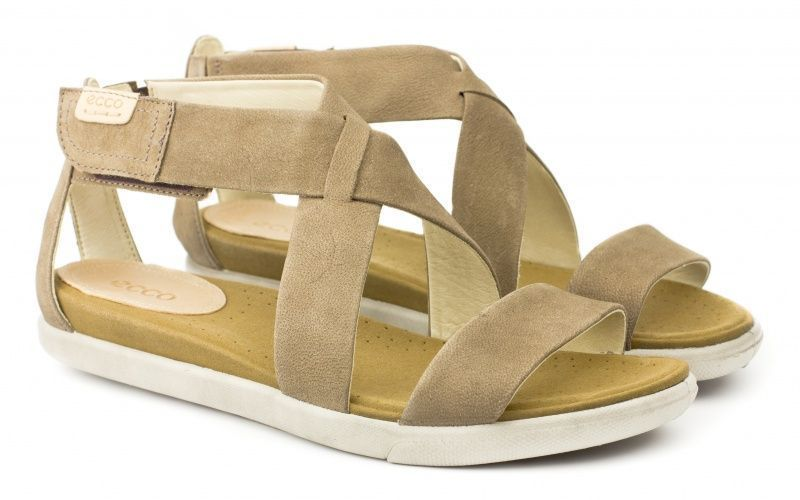 жіночі сандалі ecco damara sandal 248153(02175) шкіряні