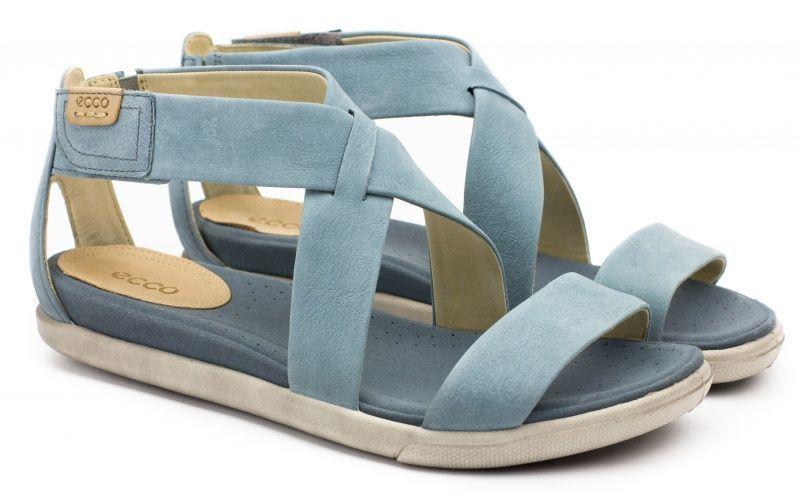 жіночі сандалі ecco damara sandal 248153(02287) шкіряні
