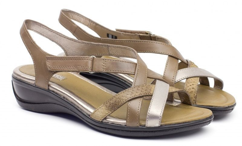 жіночі сандалі ecco sensata sandal 206033(58990) шкіряні