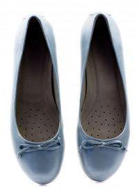 Балетки женские ECCO TOUCH 15 ZW4978 брендовая обувь, 2017