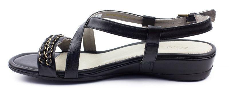 Сандалии женские ECCO TOUCH 25 S ZW4989 брендовая обувь, 2017