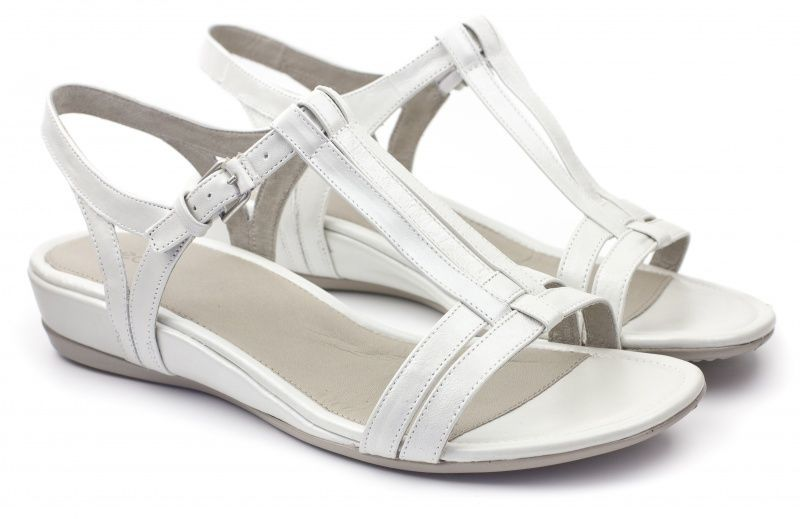 жіночі сандалі ecco touch 25 s ZW4992 шкіряні
