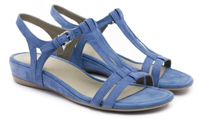 жіночі сандалі ecco touch 25 s 262093(02471) шкіряні