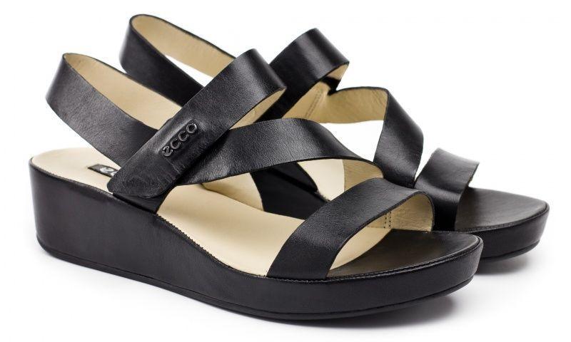жіночі сандалі ecco tabora 45 ZW4994 шкіряні