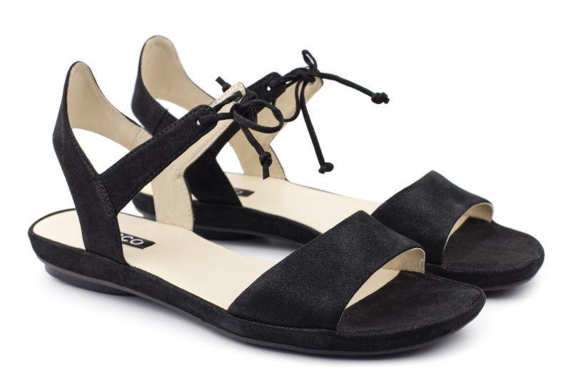 жіночі сандалі ecco tabora 15 330543(05001) шкіряні