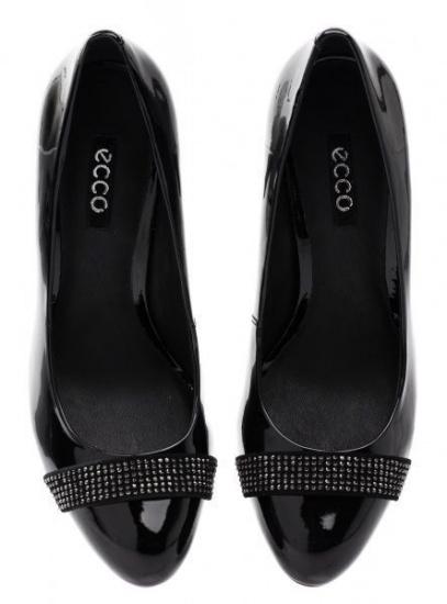 Туфлі на підборахтуфлі на підборах ECCO модель 351663(04001) — фото 6 - INTERTOP