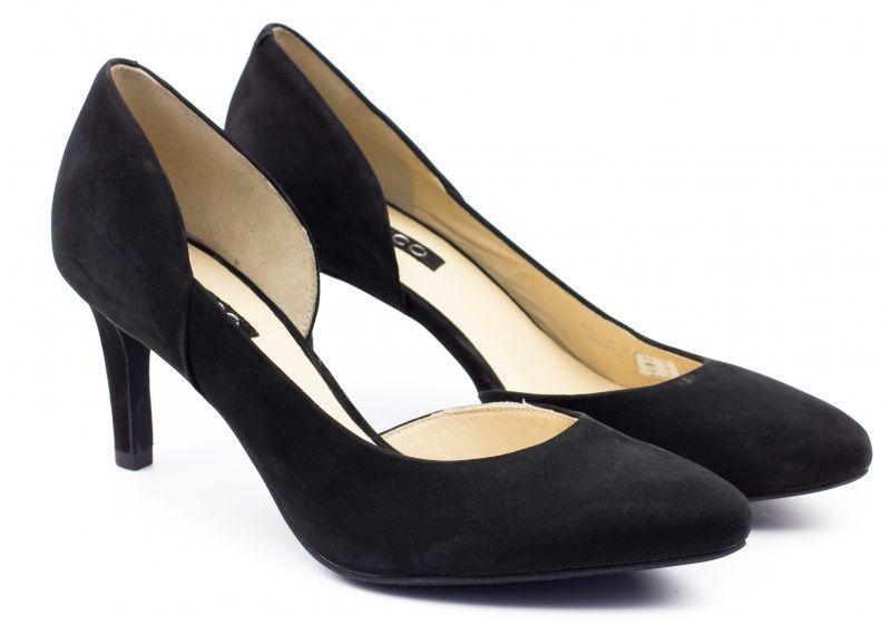 жіночі туфлі ecco taylor 352273(51052) нубукові