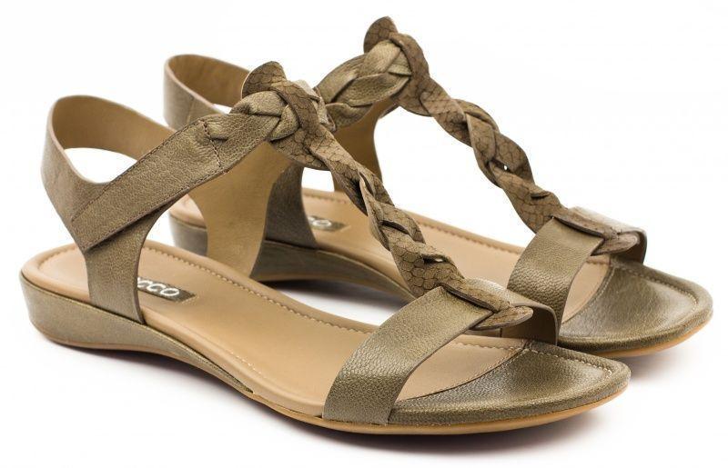 жіночі сандалі ecco bouillon sandal ii 352553(51745) шкіряні