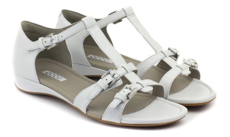 жіночі сандалі ecco bouillon sandal ii 352573(01007) шкіряні