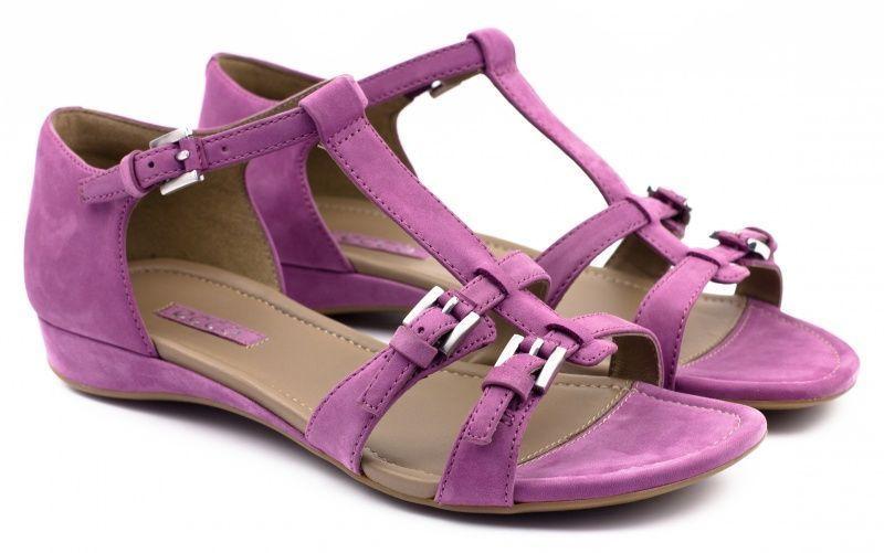 жіночі сандалі ecco bouillon sandal ii 352573(02055) шкіряні