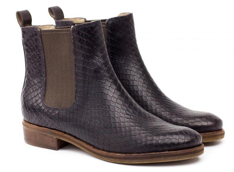 жіночі черевики ecco prai 357113(01178) шкіряні