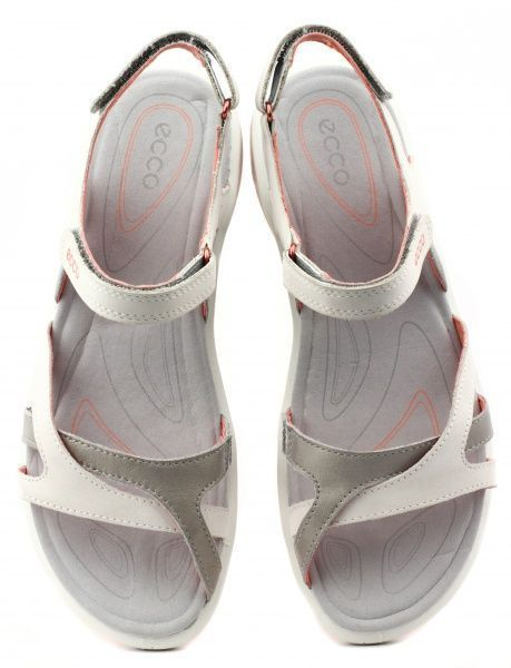 ECCO Сандалии  модель ZW5047 размерная сетка обуви, 2017