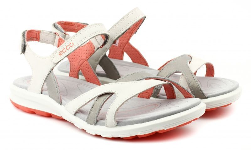 жіночі сандалі ecco cruise 841603(59902) нубукові