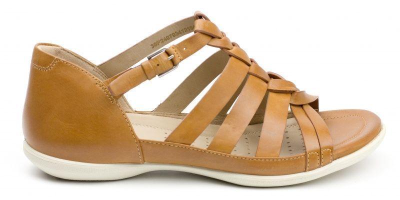 жіночі сандалі ecco flash ZW5053 шкіряні фото 1