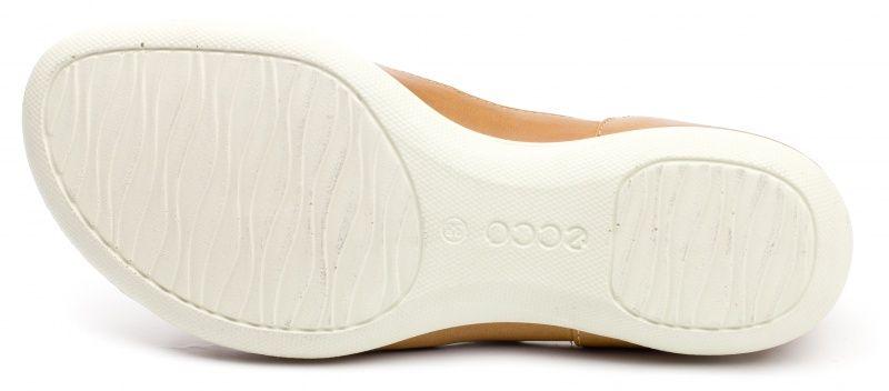 жіночі сандалі ecco flash ZW5053 шкіряні фото 3