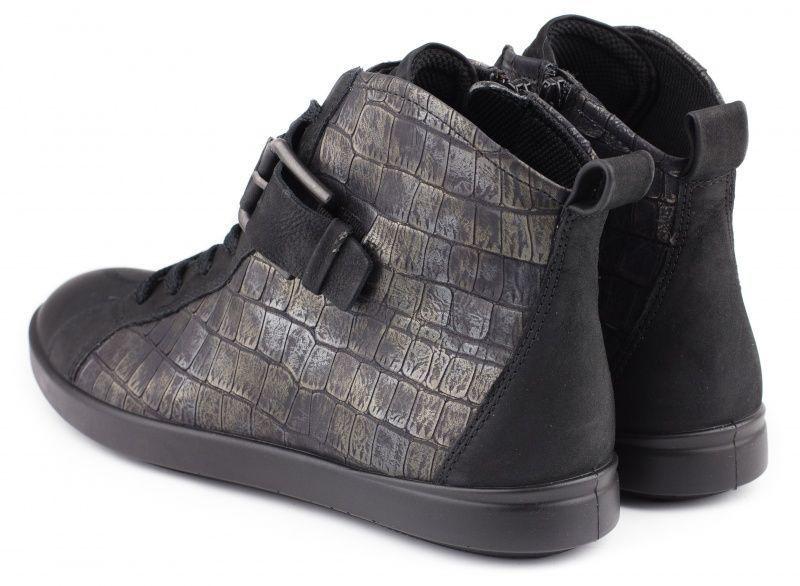 ECCO Ботинки  модель ZW5058 размеры обуви, 2017