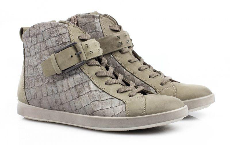 жіночі черевики ecco aimee ZW5059 нубукові