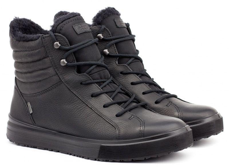 жіночі черевики ecco cleo ZW5066 шкіряні