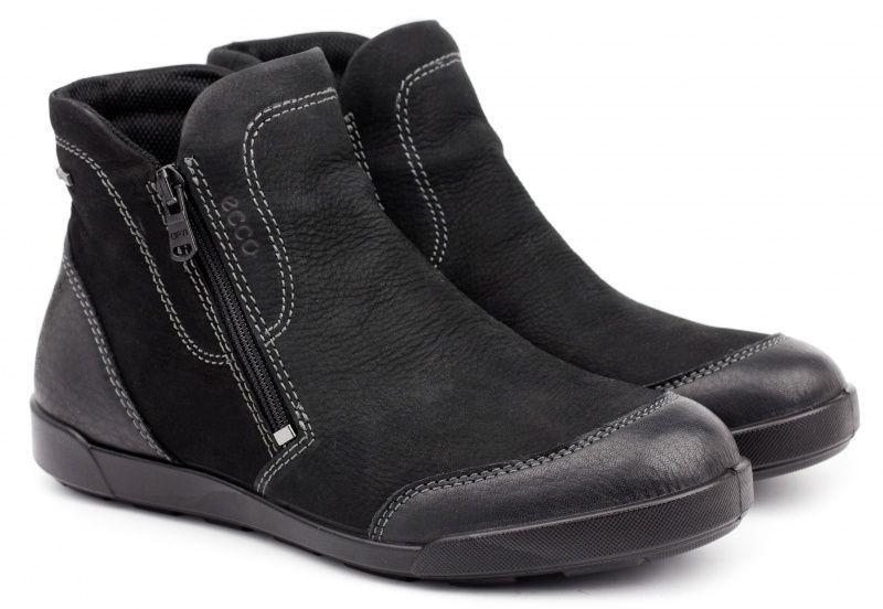 жіночі черевики ecco crisp ii 214523(51707) шкіряні