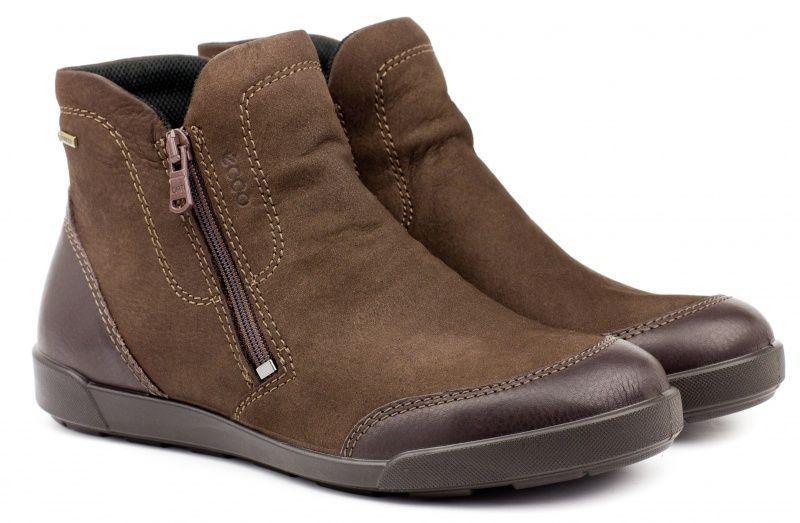 жіночі черевики ecco crisp ii 214523(58290) шкіряні
