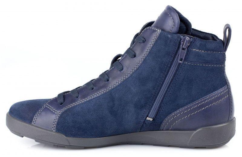 Ботинки для женщин ECCO CRISP II ZW5072 размерная сетка обуви, 2017